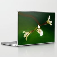 free shipping Laptop & iPad Skins featuring wild geranium - Free shipping by Ordiraptus
