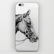 Ready to Run - Vaguely Noble (GB) iPhone Skin