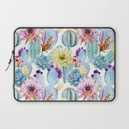 Cactus Pattern 11 Laptop Sleeve