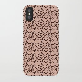 cats 499 iPhone Case