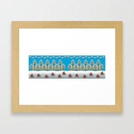 Melinoë Meadow Framed Art Print