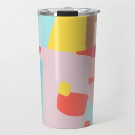 Windows of Possibility #abstractart #painting Travel Mug
