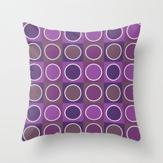 Dots 2 Throw Pillow