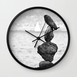 the child within Wall Clock