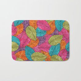 Let the Leaves Fall #13 Bath Mat