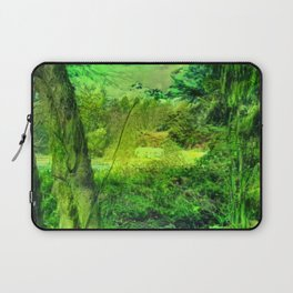 Temperate Jungle Home Laptop Sleeve