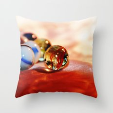 GLASKUGELN - ORIGINAL Throw Pillow