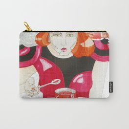 EATINGWARHOL Carry-All Pouch