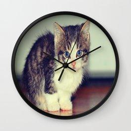 Milo The Kitty Wall Clock