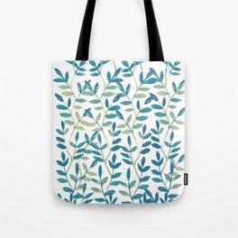 Leaves 6 Tote Bag