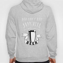 hapiness - I love beer Hoody