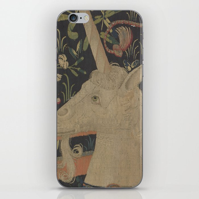 The Unicorn in Captivity iPhone Skin