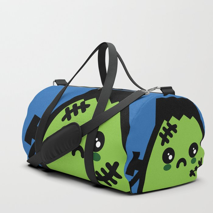Creepy Egg Frankenstein - Halloween Duffle Bag