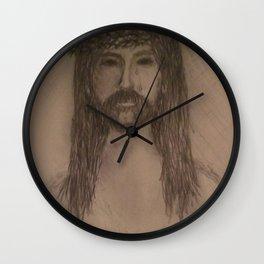 My Sweet Lord Wall Clock