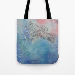 Serenity - Firefly Tote Bag