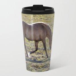 Moves of a Stallion Travel Mug