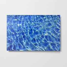 Water surface (2) Metal Print