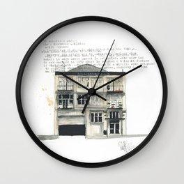 78 Wakefield Wall Clock