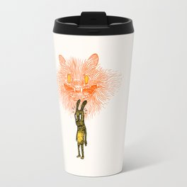 Scared Stiff Travel Mug