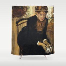 Mary Cassatt Shower Curtain