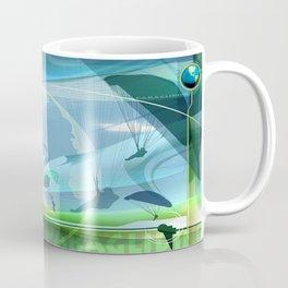 Paragliding Coffee Mug