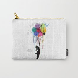 wild drips Carry-All Pouch