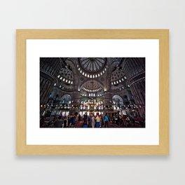 Leica Istanbul  Framed Art Print