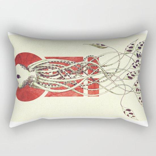 Ciavevomezzorabohmenerivadociaociao Rectangular Pillow