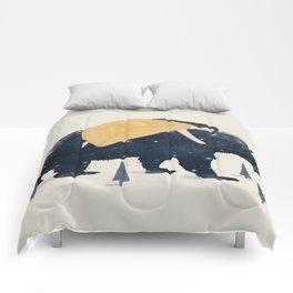 inner wilderness Comforters