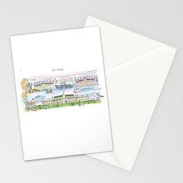 Debarkader Stationery Cards