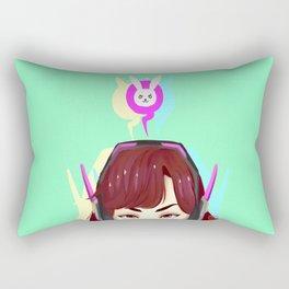 d.va Rectangular Pillow