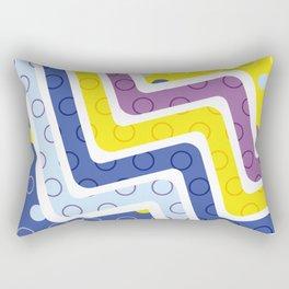 Geometric Figures 5 Rectangular Pillow