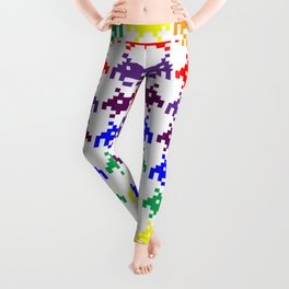 Rainbow Invasion Leggings