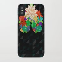 lungs iPhone & iPod Cases featuring lungs by Taylor {GANGST★R}