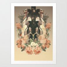 No One Art Print