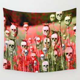 papi flower Wall Tapestry