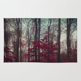 a.maze - enchanted forest Rug