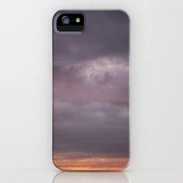 Sky 01/20/2014 18:29 iPhone Case