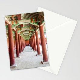 Leading Lines, Seoul, S. Korea Stationery Cards