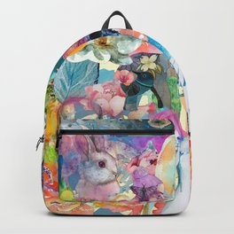 Temporarily Out of Order Backpack