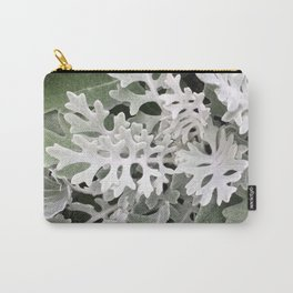 """Jacobaea maritima """"Dusty Miller"""" Carry-All Pouch"""
