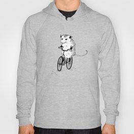 Opossums bike, too Hoody