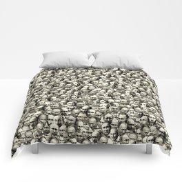 Mega Putin Collage Comforters