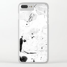 Hope in the Distance Clear iPhone Case