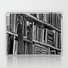 Book Shelves Laptop & iPad Skin
