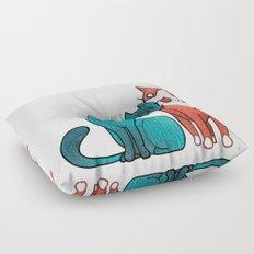 I love U Floor Pillow