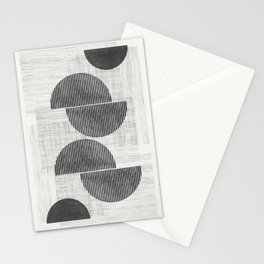 Old Retro Graphic Paper Stationery Cards