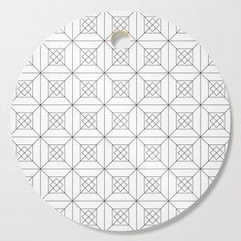 Tile Pattern 001 Cutting Board