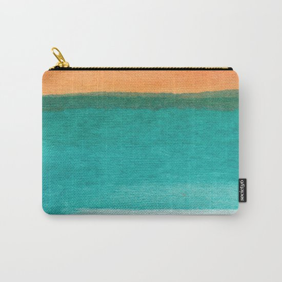 Water and color 11 Carry-All Pouch