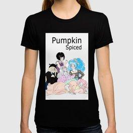 The Pumpkin Spiced Club  T-shirt